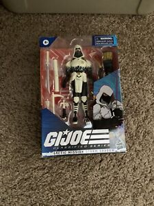 Hasbro G.I. Joe Classified Series Arctic Mission Storm Shadow Action Figure