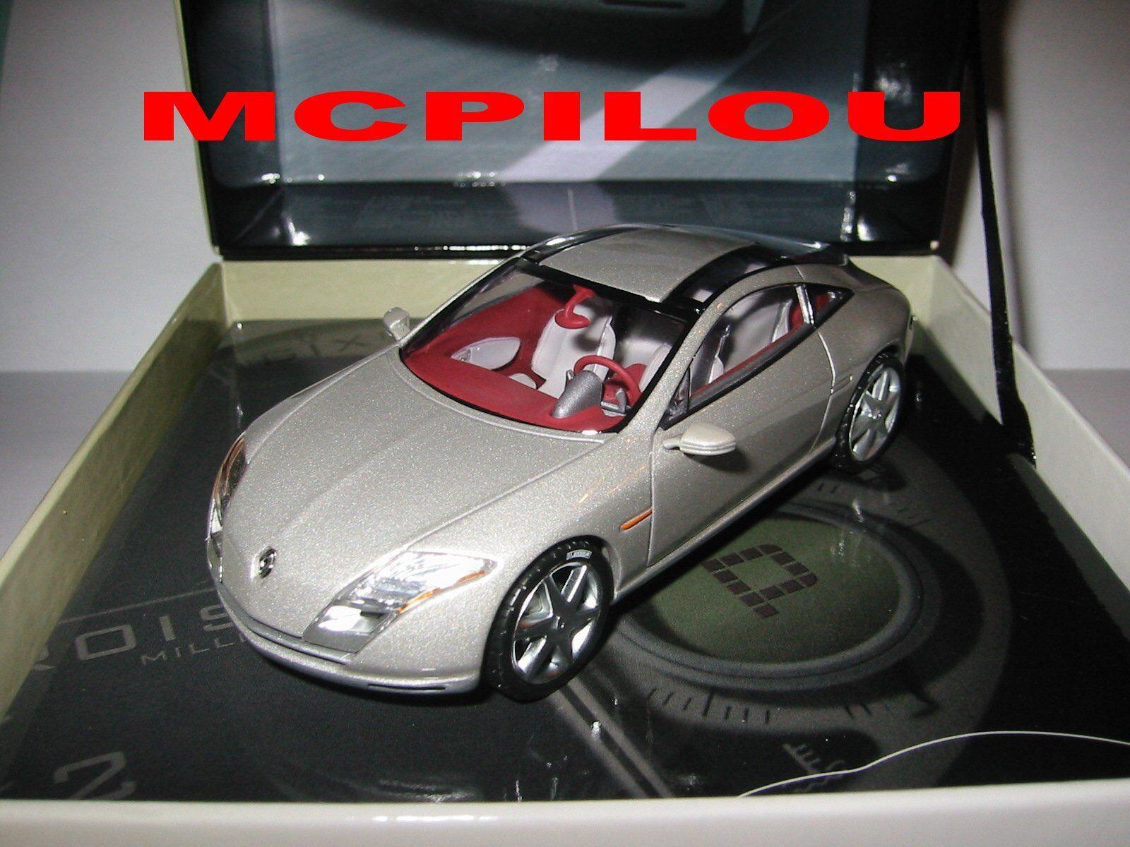 NOREV SCATOLA RENAULT CONCEPT CAR FLUENZA 2004 au 1 43°