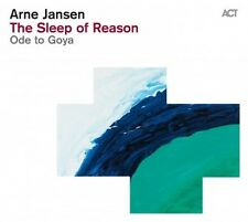 ARNE JANSEN - THE SLEEP OF REASON: ODE TO GOYA  CD MODERN JAZZ NEU