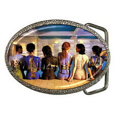 """Pink Floyd Belt Buckle 3"""" x 2"""" fits to 1 1/2"""" strap for Mens Women Fashion New"""