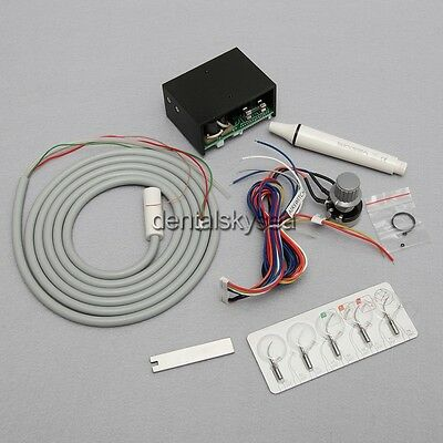 Dental Build-in Piezo Ultrasonic Scaler Tip Compatible EMS Woodpecker