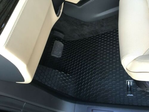 Toughpro Tesla Model X 7 Seater Floor Mats Full Set Built From 8//22//17 And After