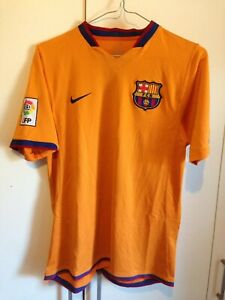 Maglia-Calcio-Barcellona-Barca-Leo-Messi-Nike-Shirt-Trikot-Maillot-2006-2007
