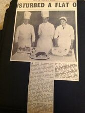 69-2 Ephemera 1958 Picture Thanet Technical College Victor Pizzotti V Chambers
