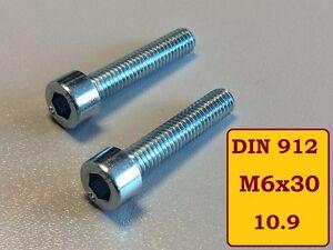 10 Stk Senkschraube DIN 7991 10.9 M10 x 40 galv verzinkt A2F getempert gal Zn