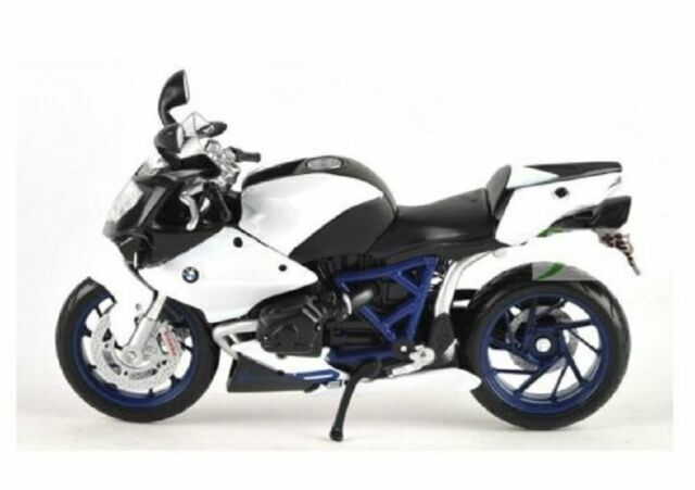 Maisto 1 12 Motorcycle Bmw Hp2 Sport 31159 For Sale Online Ebay