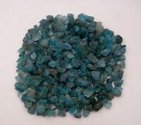 Blue Apatite Crystal Rough Gem Mix Parcel Over 500 Carats
