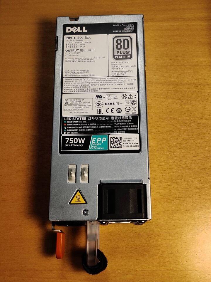 Strømforsyning, Dell, God