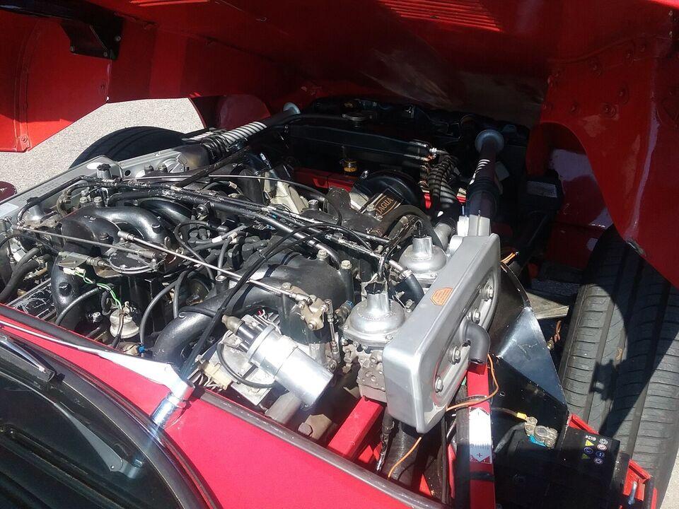 Jaguar E-Type, 5,3 Roadster, Benzin