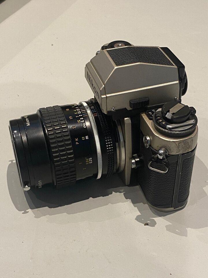 Nikon, F3/T, spejlrefleks