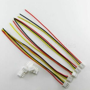 5-Sets-JST-XH-2S-3-Pin-Connector-Plug-Male-Female-300mm
