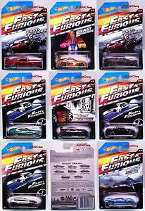 Walmart Fast And Furious Cars