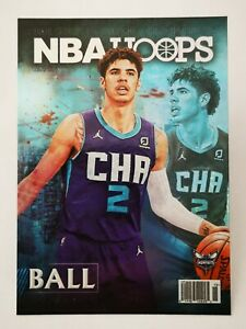 Panini Hoops 2020-21 N20 NBA Rookie Special RC SP # RS-2 LaMelo Ball Hornets