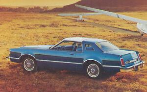 1977 LTD II Brougham