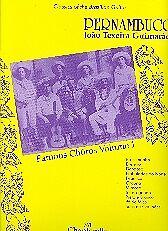 Pernambuco Célèbre Choros (11) Vol 1 Guitare-afficher Le Titre D'origine Belle Et Charmante