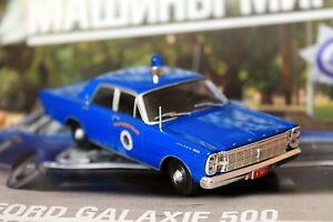 1-43-Ford-Galaxie-500-Westwood-Massachus-Police-cars-of-the-world-Magazine-46