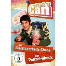 CHECKER CAN - DER POLIZEI-CHECK/DER EIS-SICHERHEITS-CHECK  DVD NEU