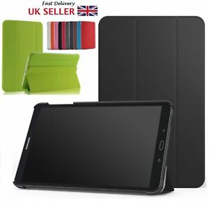 lowest price 09dcf 3cab7 Details about New Samsung Galaxy Tab Case Cover Slim Smart For Tab E 9.6