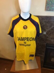 the best attitude a83e1 fd16b Details about Club America Retro Replica jersey manga corta seleccion  mexicana blue