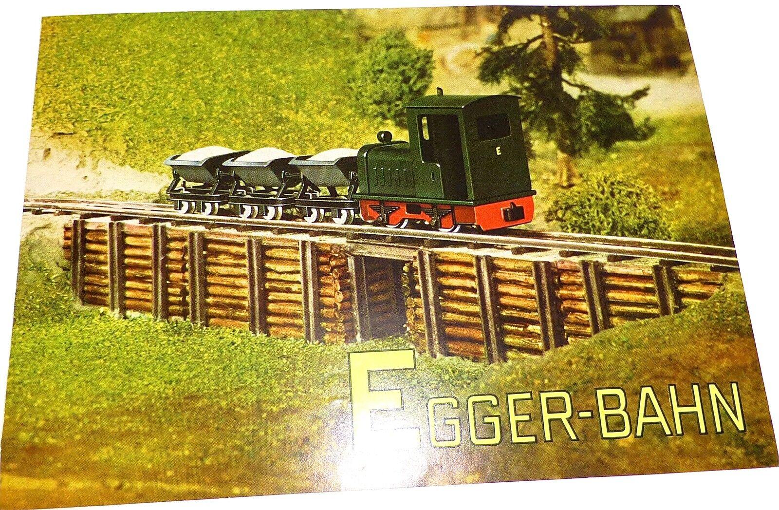 Egger Railway Catalogue New Product Sheet Å