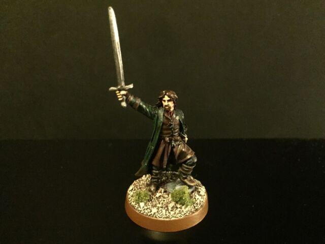 Aragorn Lotr Games WorkshopMulti-listMetal miniatures