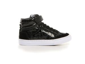 cheaper 62120 5a7cf Details about Drunknmunky - Boston Planet K49 - Scarpe Alte Bambina - Black