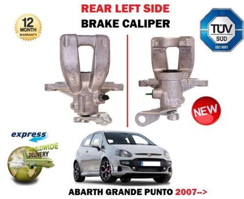 FOR FIAT ABARTH GRANDE PUNTO 199 1.4 2007-/> NEW REAR LEFT SIDE BRAKE CALIPER