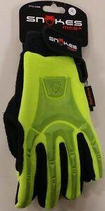 Mechanics-Glove-Cut-5-Rating-Crush-Protection-Snakes-G409R-Brand-New