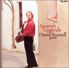 Spanish Legends, New Music