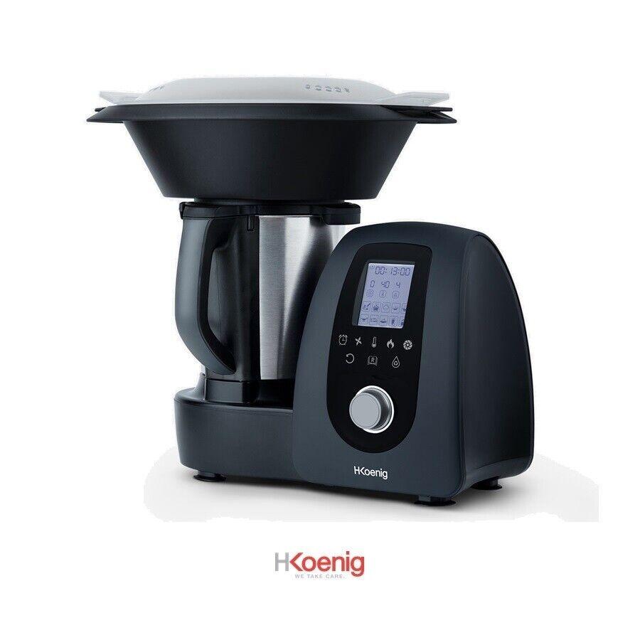 Robot de Cocina Multifunción HKoenig 1.000W 2 Litros HK8