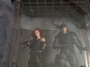 Details About Brand New Mcfarlane Metal Gear Solid Solid Snake And Meryl Silverburgh
