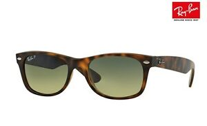 63f2b66f7 Image is loading RAY-BAN-New-Wayfarer-Sunglasses-RB2132-894-76-