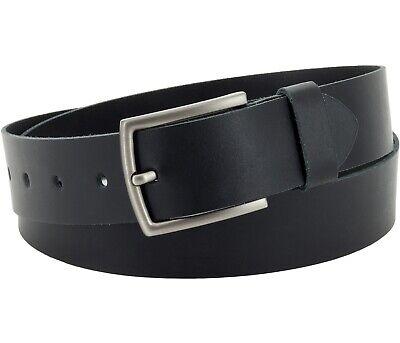 Büffel Ledergürtel 4 Cm Herren Damen Belt Echt Leder Gürtel Jeans Vascavi Nr.27 Lange Lebensdauer