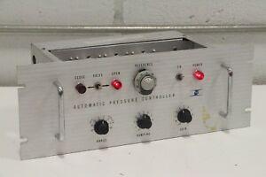 Granville Phillips B Automatic Pressure Controller System Control
