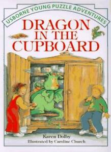 Dragon-in-the-Cupboard-Usborne-Young-Puzzle-Adventures-Karen-9780746013557