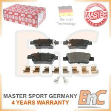 Genuine Honda Rear Brake Pads Civic 2012-2015 Petrol /& Diesel 43022TV0E01