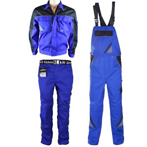 Salopette-de-Travail-Veste-Profession-Protection-Pantalons-Vetements-Bon-Marche