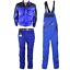 Salopette-de-Travail-Veste-Profession-Protection-Pantalons-Vetements-Bon-Marche miniatura 1