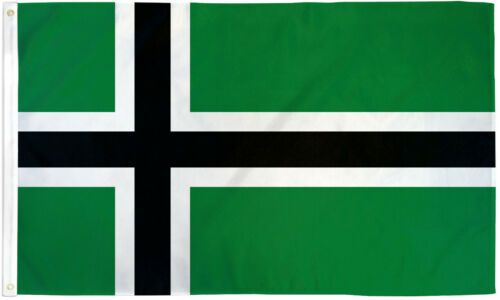 Vinland Flag 3x5ft Nordic Cross Sign Banner Flag Type O Negative Flag Viking