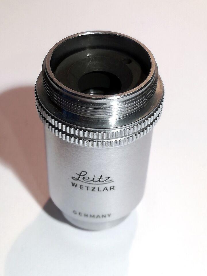 Mikroskop objektiv, Leica, 40x