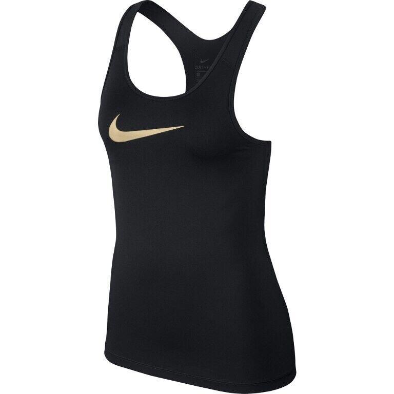 Nike Women's Training Tank Top (Black) - XS - New ~ 898106 010