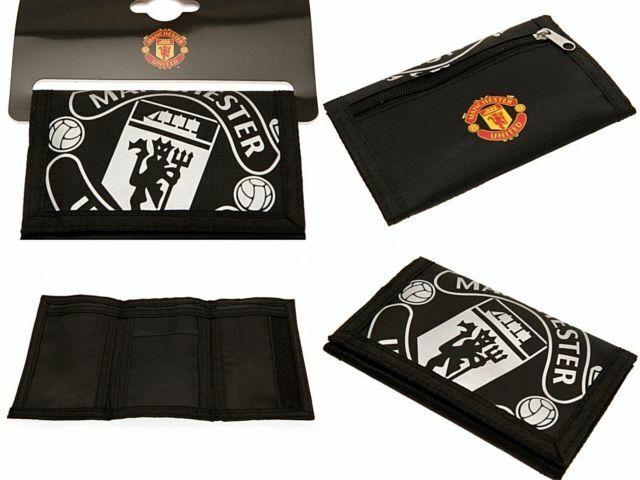 Nylon Wallet Manchester United F.C GIFT