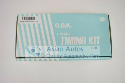 OSK Timing Chain Kit For 00-08 Toyota Corolla 1ZZFE 1.8L Made in Japan