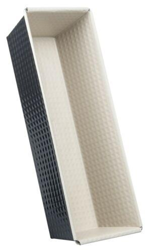 Kastenform antihaft Zenker Königskuchenform 30cm CREME NOIR Backform Stahlblech