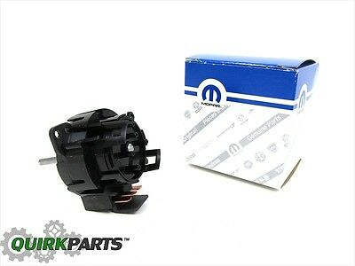 HEATER VACUUM SWITCH OE NEW MOPAR WITHOUT AIR CONDITIONING 99-01 JEEP WRANGLER