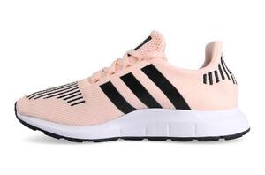 adidas bianca swift run scarpe da ginnastica