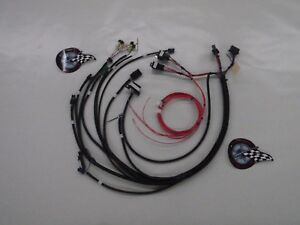 Details about TBI Harness W/CHIP FOR 1227747 ECM F/I Wire Harness for 305  350 454 TBI ENGINE
