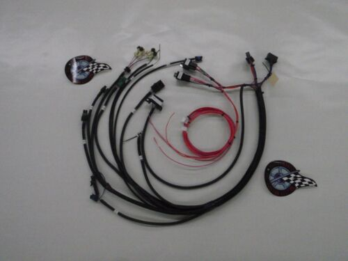 TBI Harness W//CHIP FOR 1227747 ECM F//I Wire Harness for 305 350 454 TBI ENGINE