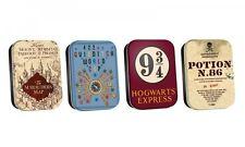 Tin/Timeless Tins/Pill Box/Hinged Tin ~ HARRY POTTER ~ MAP/POTION etc. (Set 4)