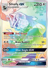 65X Pokemon Sealed Silvally Card Sleeves Crimson Invasion Elite Trainer Box NEW
